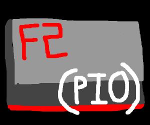 F2 (PIO)