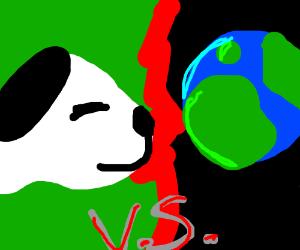 dog vs the world
