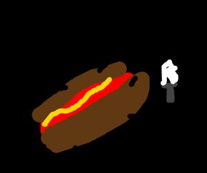 Hotdog of death