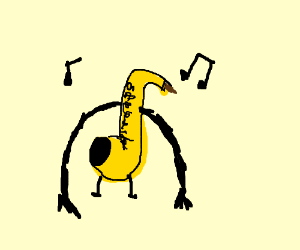 Jazz with long arms