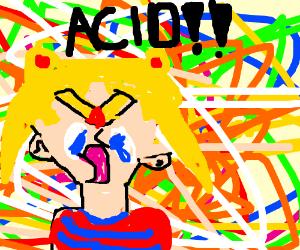 Sailor Moon on Acid
