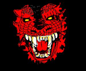 Satans dragon
