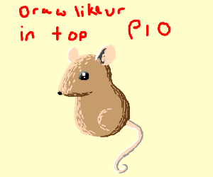 Draw Like your in a top game (PIO)