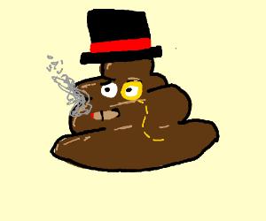 fancy poop