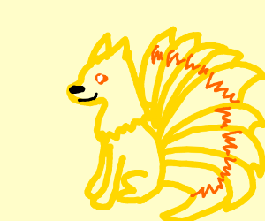 9 tailes (pokimon)