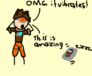 Tracer finding a phone that vibrates