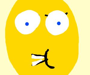 Chubby Smiley Emoji