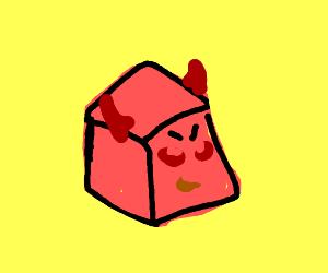 Evil cube