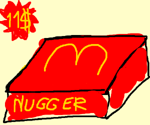 McNugger for $11 dollars