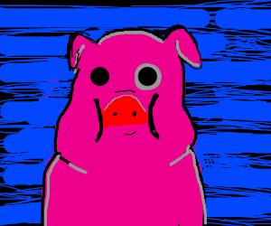 Anime Pig