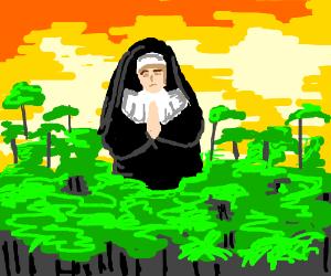 Giant Nun VII: Jurrasic Madness