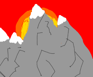 Very nice mountain landscape