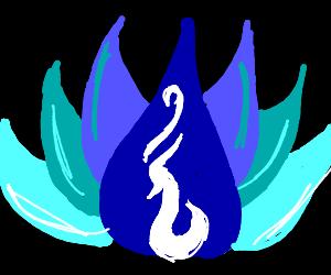 peacock logo for something