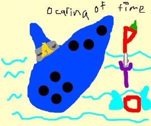 ocowina (?) of time pio