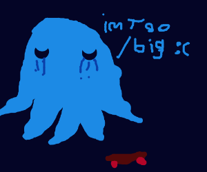 Sorry Cthulhu, you're too big to skateboard :(