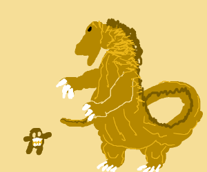Domo the next Kaiju