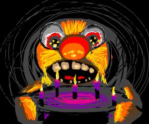 Yellmo Wants a Birthday Celebration