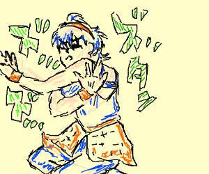 Narancia Dance