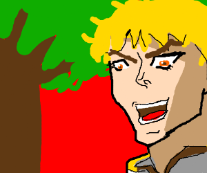But it was NOT me, Dio!