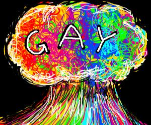Gay explosion