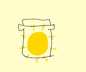 s.u.n clay jar