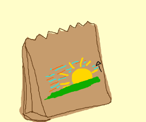Sunrise In Bag