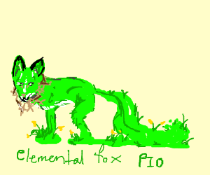 elemental fox pio