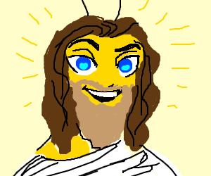 Barry B. Benson as Jesus