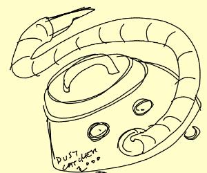 draw your latest dustcatcher PIO