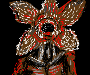 Stranger Things Demogorgon!