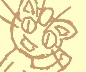 It's Meowth