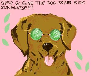 Step 5: create a dog