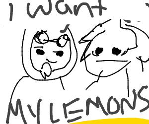 have you seen my lemons asdf movie 10 drawception