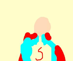 hannibal lechters superman