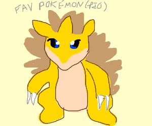 Favorite Pokémon (PIO)
