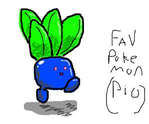 Favorite Pokemon - Pass it On