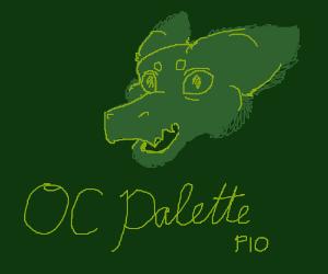 OC Palette PIO