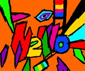 "Pop Art Picasso ""Hello."""