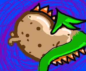 Potato Dragon