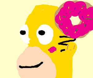 Kawaii Homer