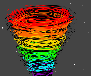 rainbow hurricane