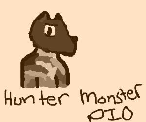 Hunter monster PIO