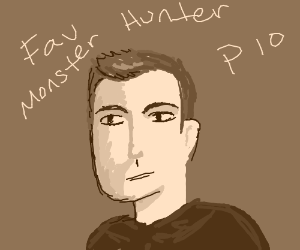 Favorite Monster Hunter Monster PIO