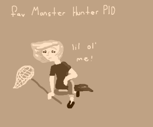 Favorite Monster Hunter PIO