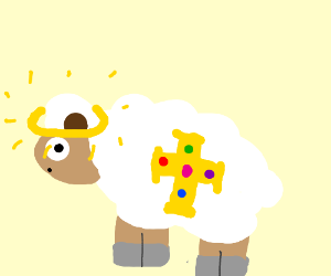 religious sheep