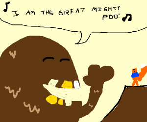 The great mighty poo(conker's bad fur day)