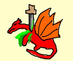 Step 1: Kill the dragon