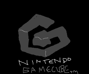 Gamecube startup screen (Love that sound ;3;)