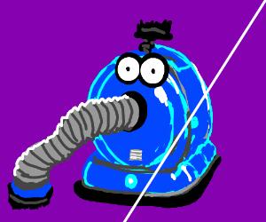 Vacuum Cleaner Drawception