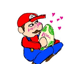 maro loves egg